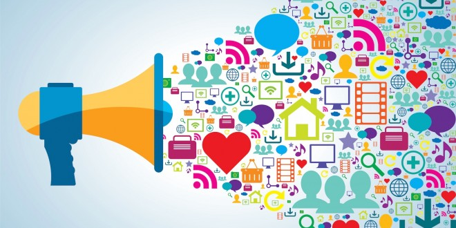 Ensemble des médias sociaux