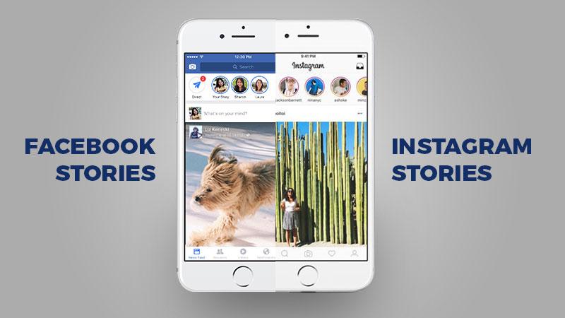 Stories réseaux sociaux
